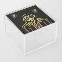 The pimp Acrylic Box