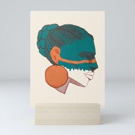Nómada Mini Art Print