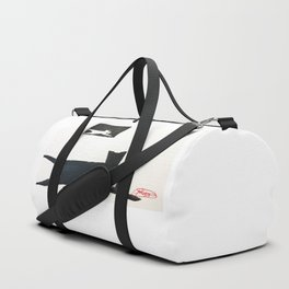 WHITE CAT Duffle Bag