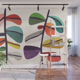 Plant specimens Wall Mural