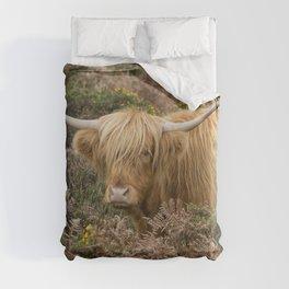 Highland Lad Duvet Cover