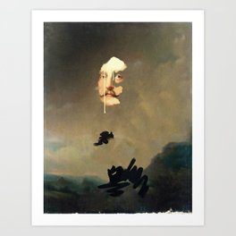 Nocturne 109 Art Print