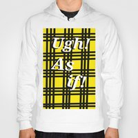 clueless Hoodies featuring Ugh! As if! by Emma Michels