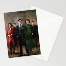 Shelby family Stationery Cards