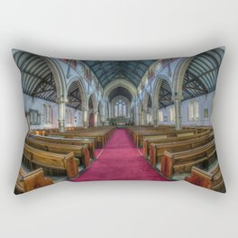 Faith Of Our Fathers  Rectangular Pillow