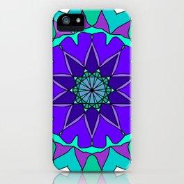 Mandala East decorative. iPhone Case