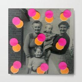 Confetti Series 014 Metal Print