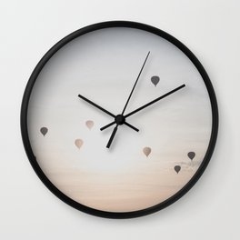 Bagan IX Wall Clock