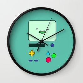 Game Time!!! Wall Clock