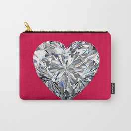 Diamond in The Middle Carry-All Pouch