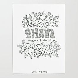 Ohana Poster