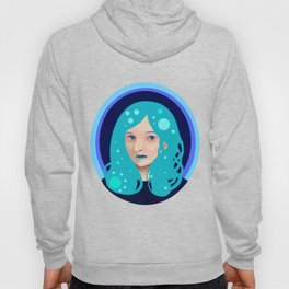 Vector Girl Hoody