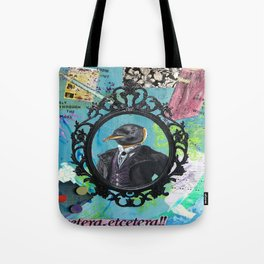 """Franklin """"Flip"""" Dover Tote Bag"""