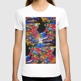 Departing Color T-shirt