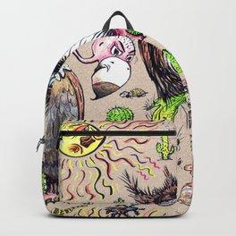 Damn it's hot! Backpack