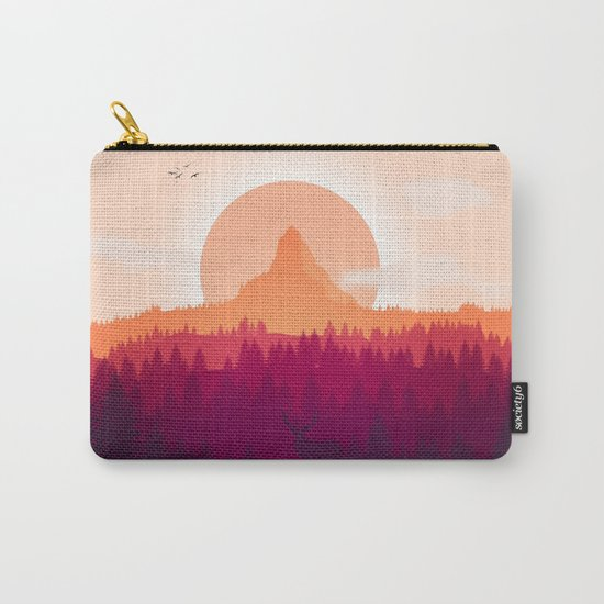 Wildlife Forest Carry-All Pouch