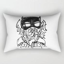 Homage to Enid Coleslaw Rectangular Pillow