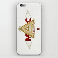 beastie boys iPhone & iPod Skins featuring ∞ Adam Yauch • No way! I'm a Beastie Boy ∞ by Fabio Persico