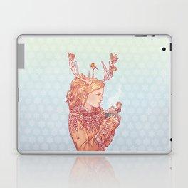 December Lady Laptop & iPad Skin
