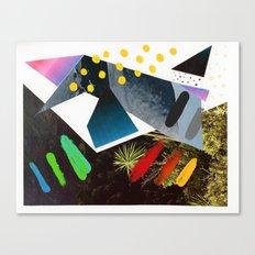 Composition 554 Canvas Print