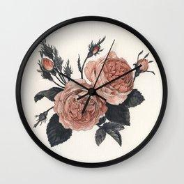 Maura Rose Wall Clock