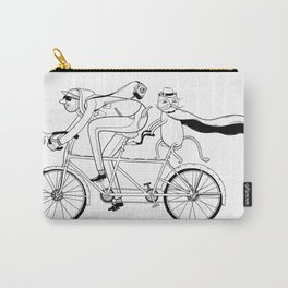 cat ride Carry-All Pouch
