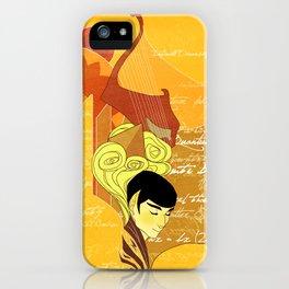 Vulcan Mind iPhone Case