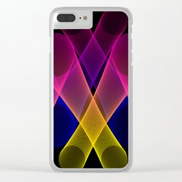 Multiple Universes Clear iPhone Case