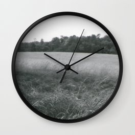 Fields Wall Clock