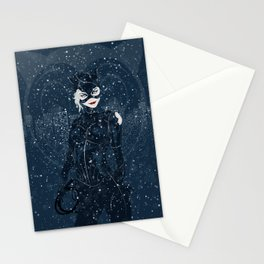 ME-OW. Catwoman Returns Stationery Cards