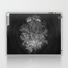 Newer Every Day Laptop & iPad Skin