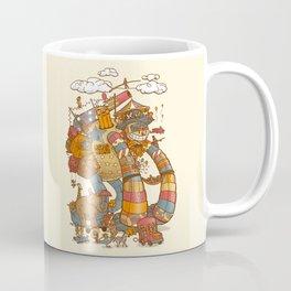 Circusbot Coffee Mug