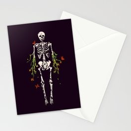 Dead is dead Stationery Cards