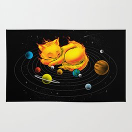 The Center Of My Universe Rug