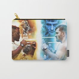 Stipe Miocic vs Francis Ngannou Carry-All Pouch
