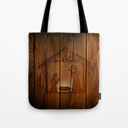 Come Let Us Adore Tote Bag