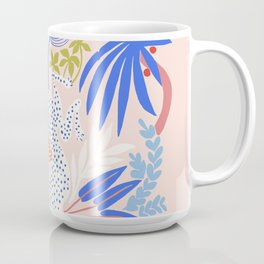 Rainforest Leopard Coffee Mug