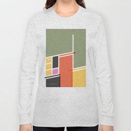 SECRET CYCLING FLAG - VOIGT Long Sleeve T-shirt