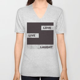 Love live laught Unisex V-Neck