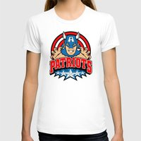 patriots T-shirts featuring Patriots by Buby87