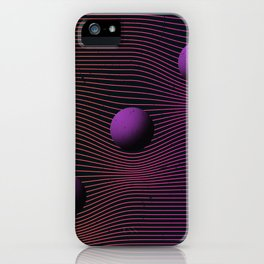 EXPERIMENT_28 iPhone Case