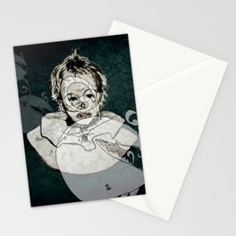 FRIENDLY MONSTERS Stationery Cards