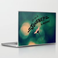 journey Laptop & iPad Skins featuring Journey by RDelean