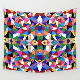 Kaleidoscope III Wall Tapestry