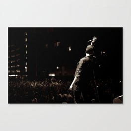 Rifo Salute/Bloody Beetroots Canvas Print