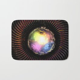 Mystic Illusion Bath Mat