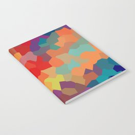 Vibrant Colors Notebook