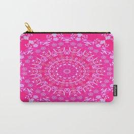 Summer Rain Mandala Carry-All Pouch