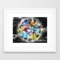 religious Framed Art Prints featuring Religious by Caroline David