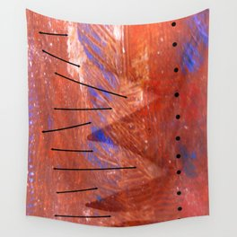 Trafic Wall Tapestry